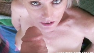 Horny Mom Cocksucks Son