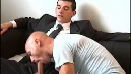 Guillome's huge cock massage ! (straight guy for a gay guy)