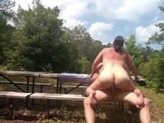 FUCKING SCARED! Public fuck - Scene 2