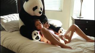 BTS Sami Parker and That Playa Panda  young teenager verified amateurs solo girl cumming making of porn movie adult toys teen solo behind the scenes asian teen sami parker