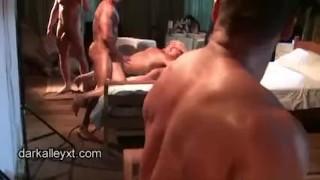 Sexy Sauna Fuckers Sucking mature
