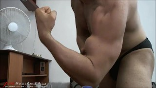 Untitled man muscle