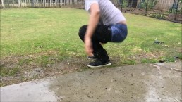 Saggin' in the Rain - SexySaggerYo
