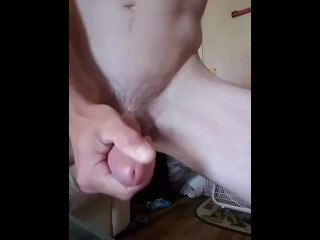 Massive cum shot