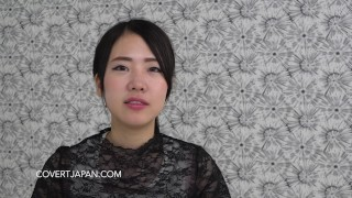Korean-Japanese Cutie Mao Makes Love with White Guy - Covert Japan  covert japan white guy korean asian wmaf white pov japanese interracial japan shaved tight cute wmaf japanese covertjapancom white man
