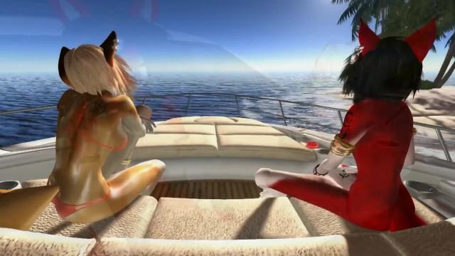 Pleasure boat The pleasure boat v2 furry / yiff