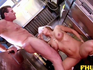 Preview 5 of Fhuta - Nikki wants this big dick deep in her ass.