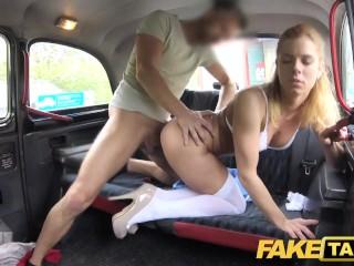 České Fake Taxi – zdravotní sestra
