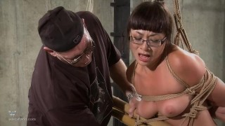 Nyssa Nevers Extreme BDSM Punishement The Bamboo Prison