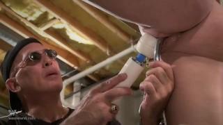 Nyssa Nevers Extreme BDSM Punishement - The Bamboo Prison