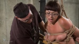 Nyssa Nevers Extreme BDSM Punishement - The Bamboo Prison