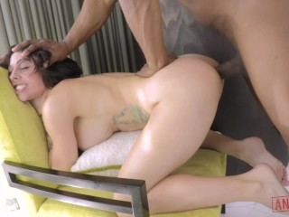 Girl Crying Taking It In Ass Harlow Harrison Is An Anal Fuck Doll
