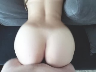 Thick White Tube Young girl with big ass fucked