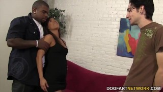 Reena Sky Prefers Big Black Cock - Cuckold Sessions  big black cock big ass ass cuckold blowjob pornstar fetish hardcore kink interracial dogfartnetwork brunette butt