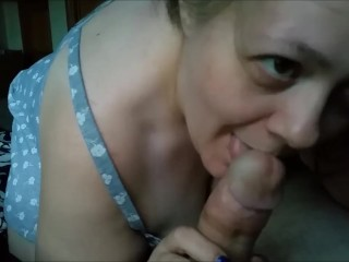 Watch sex pron video slow and sensual blowjob milf amateur blowjob