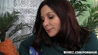 WANKZ- Milf Goes Bonkers on dick