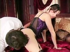 Stocking Sluts - Scene 1