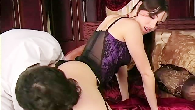Stocking Sluts – Scene 1