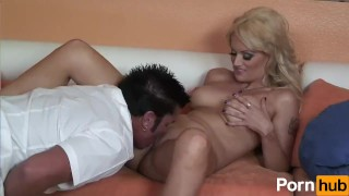 Country scene  club cougars dick blonde