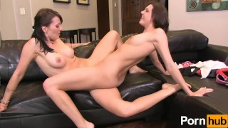 Lesbian Cougars On The Prowl - Scene 2
