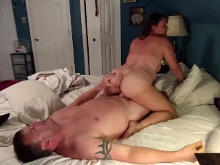 Don chinjao sexy thick milf sucking and fucking middle-aged man sexy milf thick whi