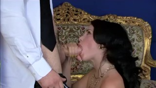 Buxome Babes - Scene 3 Up pussy
