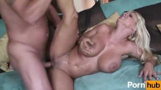 Cum my scene  mommy eats huge pounding