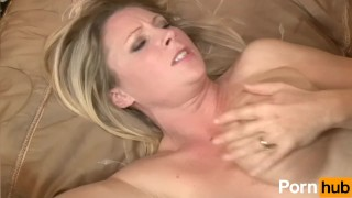 Over and  scene horny oil milf