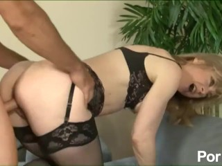 Over 40 and Horny 4 - Scene 1