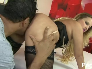Big Butt Brazilian Girls - Scene 3