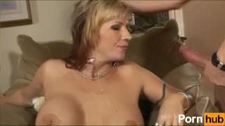 Over 40 and Horny 4 - Scene 5 Female masturbating