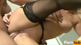 Scene  and over horny mother shaved