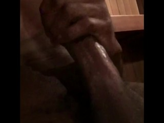 Black and sweaty in public sauna snapchat compilation with fun