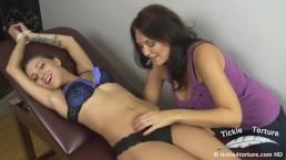sasha tummy tickle