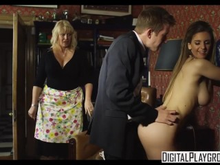 Wife Forced Into Threesome Sherlock A XXX Parody Episode 4