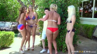 4th of July Done Right Brazzers