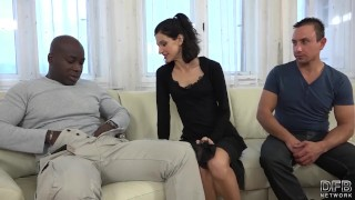 Cuckold Training Wife fucks black man in front of husband and pussy licked  big black cock ass fuck cuckold husband cuckold cuckold wife wife husband blowjob hardcore amateur cuckold real interracial interracial anal cusmhot big black dick black man