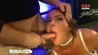 Tits ggg busty massive gets super her creamed susi sexy milf tits mother