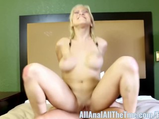 Asian Teen Cristi Ann is Ready For Anal only at AllAnal!
