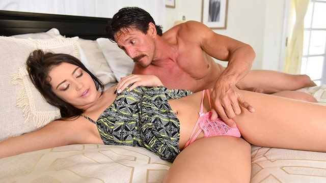 MyBabySittersClub - Hot Teen BabySitter Banged By Boss