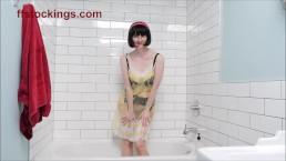 Matures Lingerie Shower