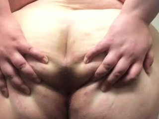 Fingering My Tight Ass