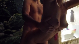 Strokes Challenge - From behind by Claudia Class porno