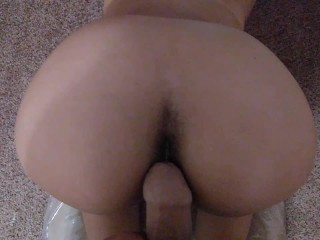 My bf came to my room,he know I love that, fuck,suck,make him cum,and get f