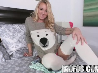 Handjob By Milf Mofos - Cutie in Stockings Gets Railed starring Bailey Brooke