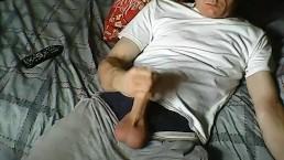 Tugging On My Big Balls ( Par t2)