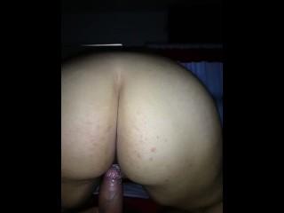 Hot Latina big ass fucked