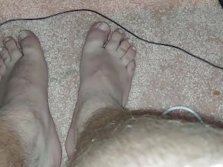 More at College Guy Feet on Youtube