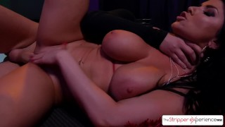 Watch Romi sucking your cock and fucking you while your friend is filming