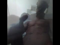 I love stroking my dick